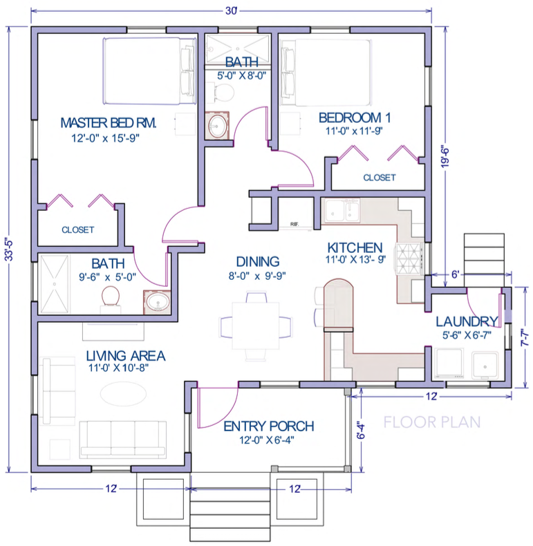 sugar-apple_2bed-plans