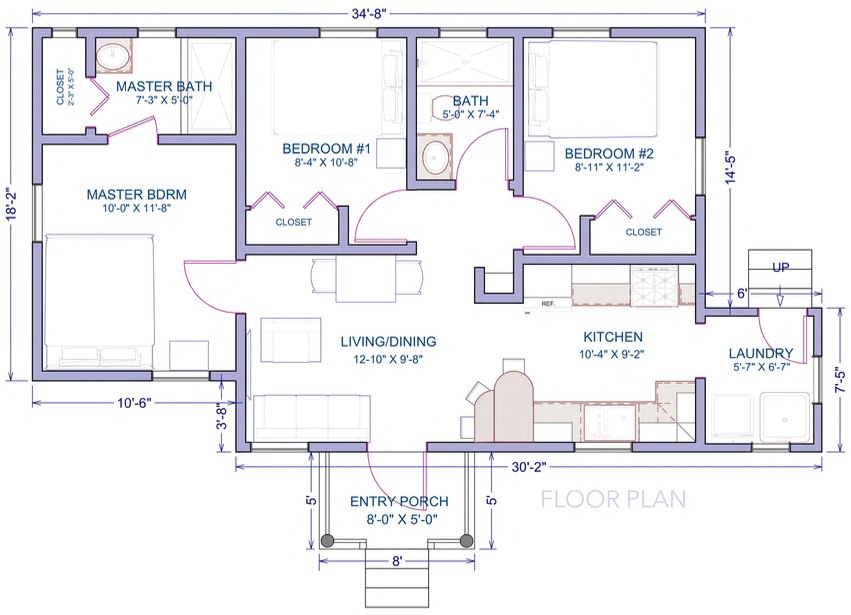 sweetsop_3bed-plans