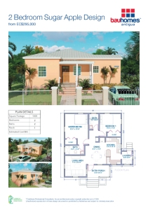 2 Bedroom Sugar Apple DesignV2.indd